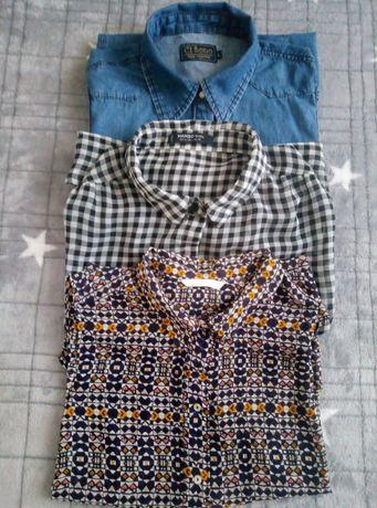 Рубашки женские.