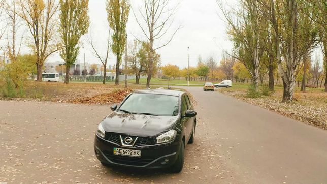 Продам Nissan Qashkai