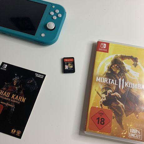 MK Mortal Kombat 11 Nintendo Switch Гра