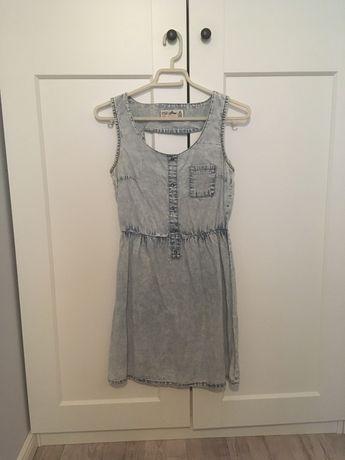 Sukienka jeansowa S