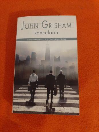 Książka John Grisham - kancelaria
