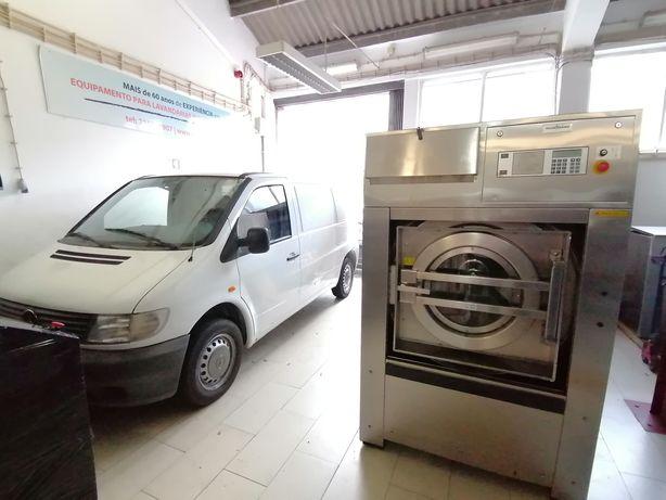 Primus Máquina de lavar roupa industrial 40kg