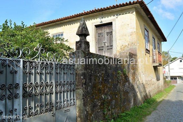 Quinta c/ Casa Principal em Pedra p/ Restauro - Fiscal