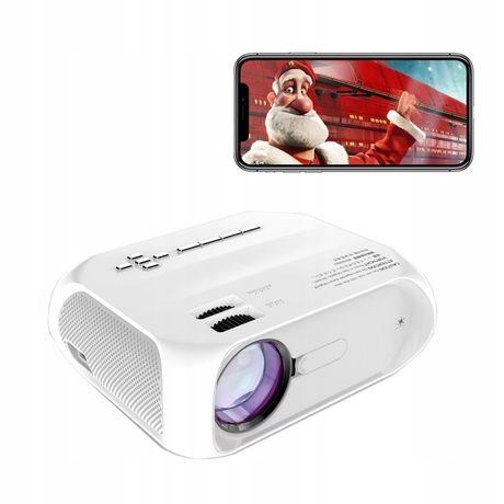 Rzutnik Projektor Full Hd Hdmi 4500 Lm Do Telefonu