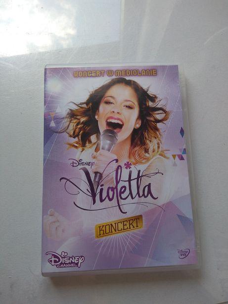 """,,Violetta"""" koncert w Mediolanie"""