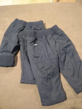 Spodnie zimowe 74