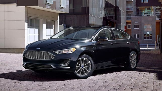 Разборка Ford Fusion 2014 г