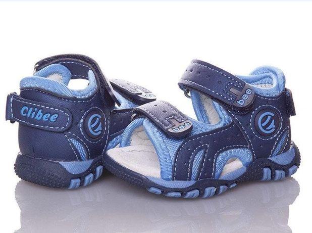 Детские босоножки сандалии для мальчика Clibee