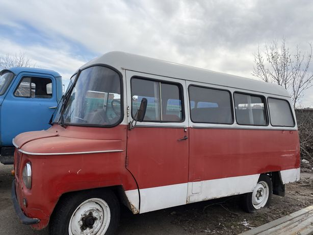 Продам микроавтобус тиса Nusa 522M бусик автобус под бизнес