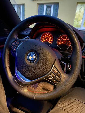 Спорт  руль BMW F32 в полной комлпектации