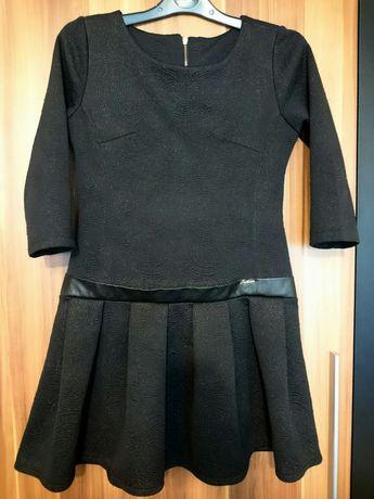 Czarna sukienka rozm. S