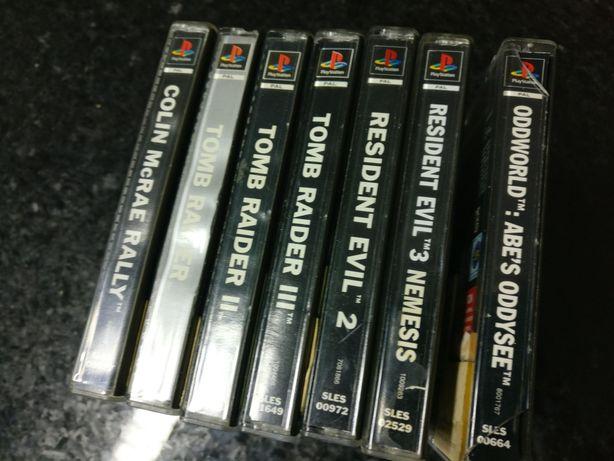 Jogos para PS1 - PlayStation 1