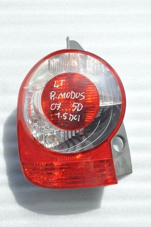 Lampa tył Renault Modus 07r  5D 1.5DCI LT