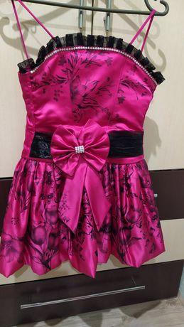 платье на девочку в ретро стиле
