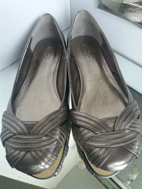 ALDO Nowe 39 Baleriny Oryginalne Sandały Buty