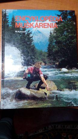 Книга для нахлыстовиков на словацком