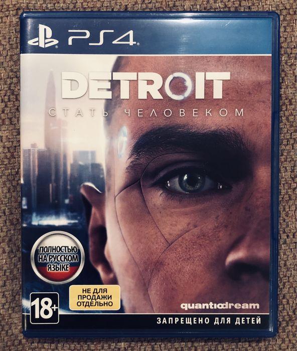 Detroit: Become human PS4 Киев - изображение 1