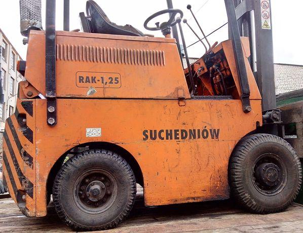 Wózek widłowy RAK-7B
