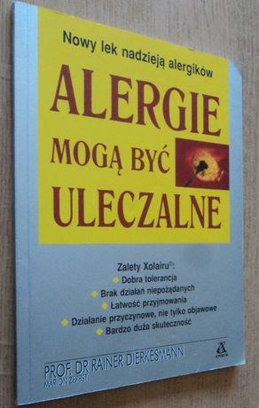 Alergie mogą być uleczalne - prof. dr Rainer Dierkesmann