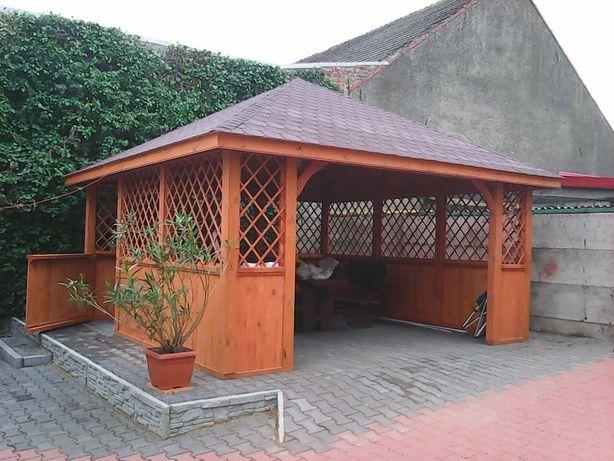 altana ogrodowa 4x4 montaż gratis