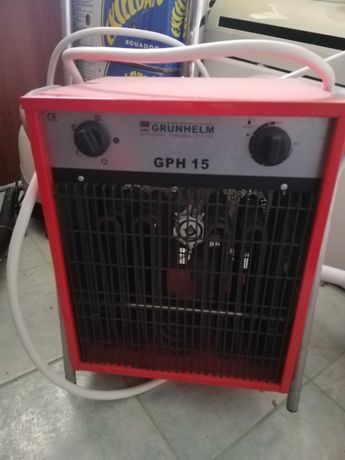 Продам Теплову гармату (тепловую пушку) Grunhelm GPH-15