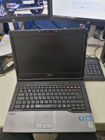 Отличный ноутбук для работы и учебы. Fujitsu LIFEBOOK S752. i5/4 озу