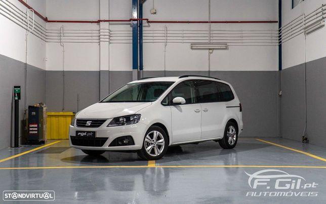 SEAT Alhambra 2.0 TDI Style Advance (150cv) (7L) (5p)