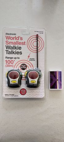 Mini walkie talkie 30m