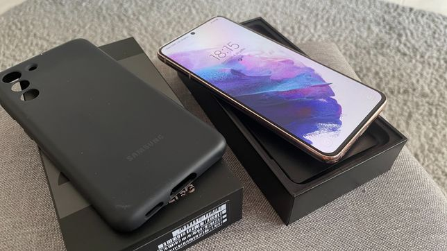 Samsung S21 - 5G | 256 G com garantia e desbloqueado