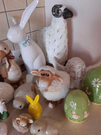 Wielkanoc  figurki ozdoby od 5 zł.
