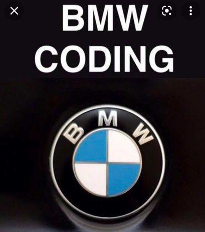 Programação Coding para Bmw e Mini,Supra.Vw,Audi,Seat,skoda