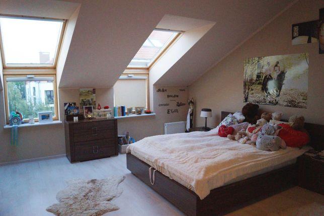Komfortowe, dwupoziomowe mieszkanie Gumieńce