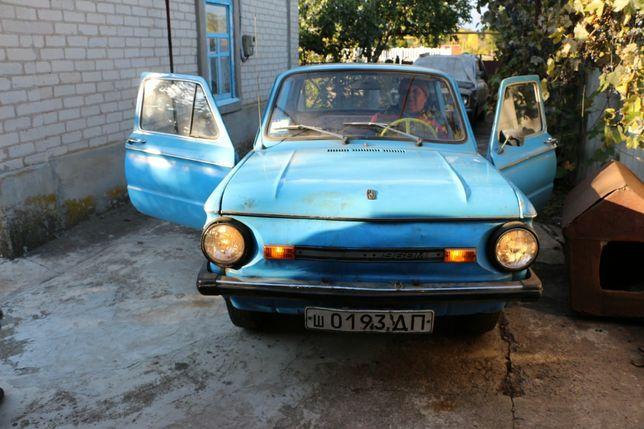 Продам ЗАЗ 965 М