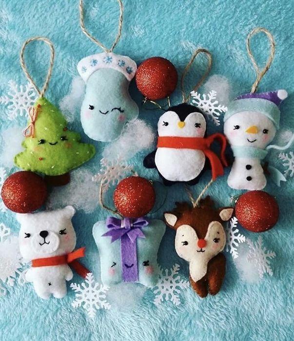 Фетрові набори іграшок Ивано-Франковск - изображение 1