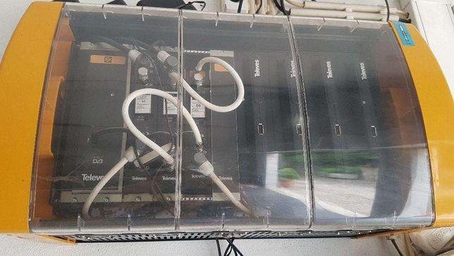 Cofre ventilado Televes 507202