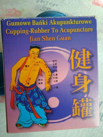 Bańki akupunkturowe