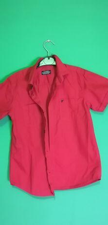 Рубашка на короткий рукав, lc waikiki, 6-7років