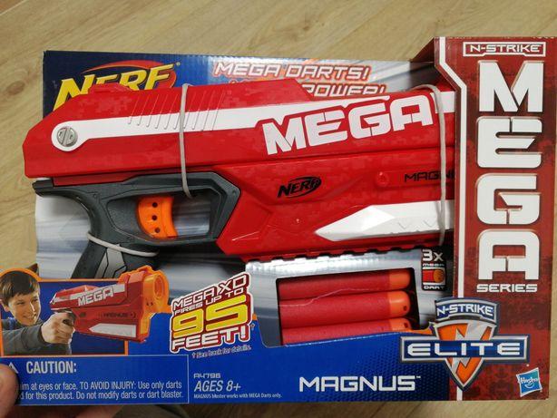 Nerf Magnus мощный пистолет