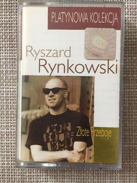 Ryszard Rynkowski - Złote Przeboje * Platynowa Kolekcja - kaseta audio