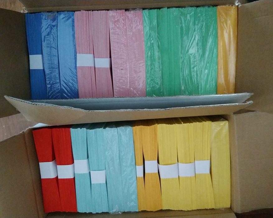 Koperty kwadratowe 150x150mm 15x15cm * kolory * Warszawa - image 1