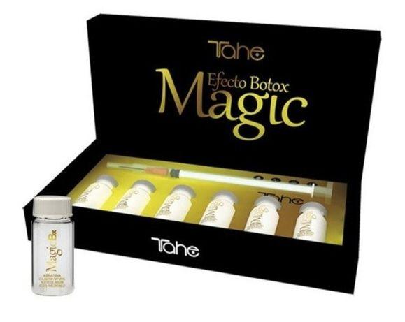 Botox ampułki do włosów firma Tahe