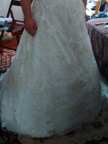 Vestido noiva não usado