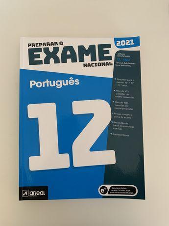 Livro de preparação para o exame de Português