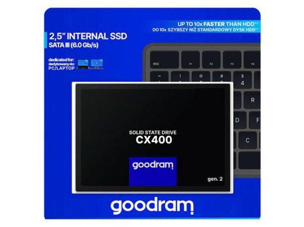 SSD 128Gb Goodram CX400