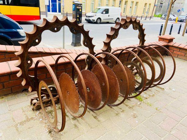 stojak na rowery industrial design vintage
