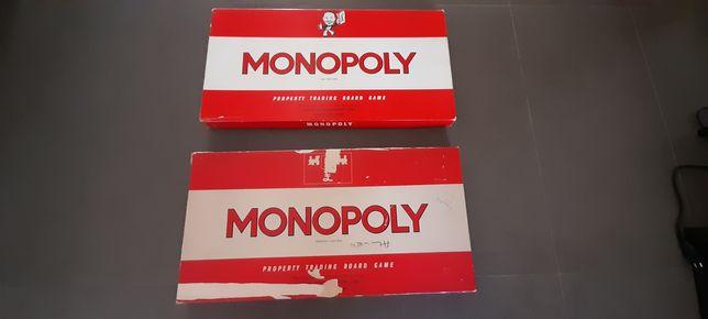 Monopoly Parker Bros.inc.USA apenas para colecionadores
