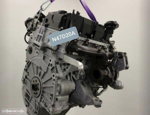 Motor Bmw 120d 320d 2.0d (177Cv) Ref.N47D20A