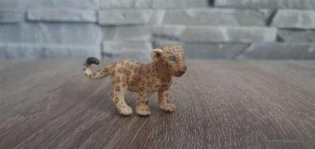 Schleich figurka kolekcjonerska mały leopard 14399