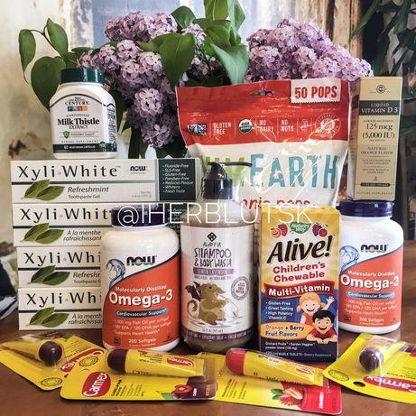 Спільні покупки з iherb, айхерб, витамины з сша, вітаміни, совмесные