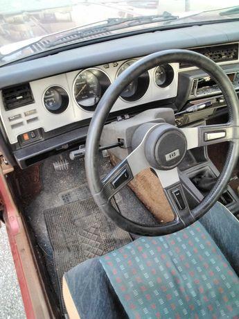 Datsun sunny a14 e caixa de 5